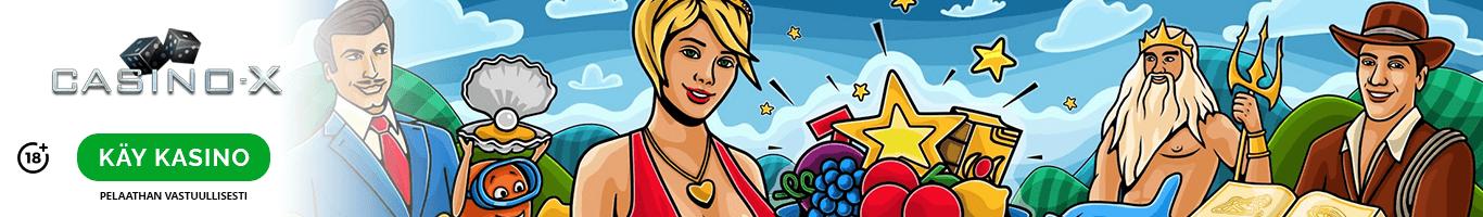 Casino-x banner