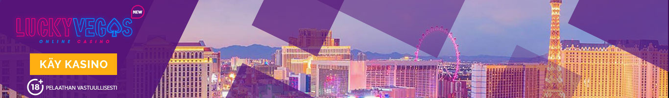 Lucky Vegas Banner