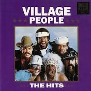 Village People tähdittämään uutta kolikkopeliä
