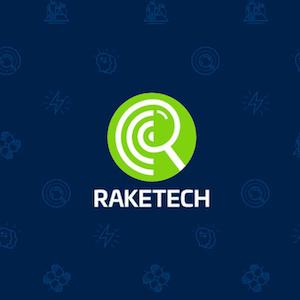 Raketech juhlistaa vahvaa kasvua vuonna 2018