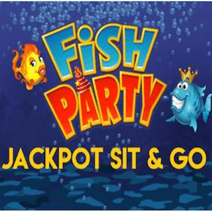 Voitto MPN-pokeriverkon Fish Party Sit & Go -pelistä
