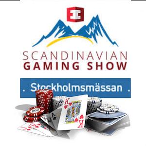 Scandinavian Gaming Show - rahapelimessut